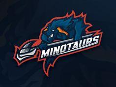Minotaurs Mascot