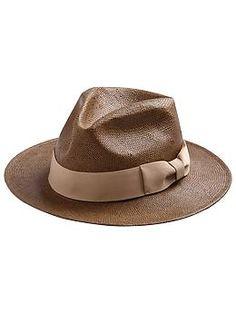 409e68bf2c9 San Diego Hat Company Paper Braid Wide Brim Fedora