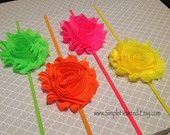 Sweet & Simple Hair Accessories by SimpleHearted on Etsy