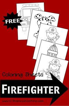 math worksheet : 1000 images about semaine de la sécurité on pinterest  stranger  : Firefighter Worksheets For Kindergarten