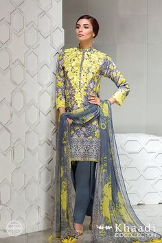Pak Couture — Khaadi Eid Collection 2016