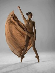 Misty Copeland... First African American to be named principal with the American Ballet Theatre