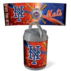 New York Mets Digital Print Mini Can Cooler