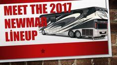 Meet the 2017 Newmar Lineup