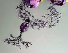 amethyst necklace amethyst amethyst jewelry amethyst by styledonna