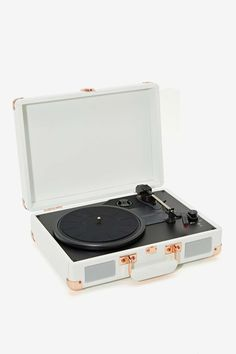 Crosley Rock Out Portable Turntable | Shop Home at Nasty Gal!