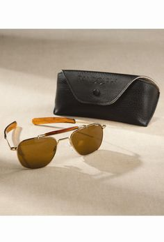 Limited Edition Aviatory Sunglasses by Randolph Engineering | Territory Ahead Men