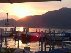 Lago d'Iseo, Italy