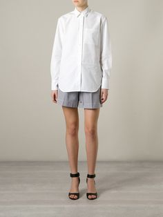 #victoriabeckham #shirt #white #denim #womensfashion www.jofre.eu