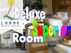 Menginap di Superior Room, Labak River Hotel Bali, Bali 002 - YouTube