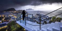 Spend one night at the historic Hotel Union Øye by the Hjørundfjord and the next in a lighthouse right in the centre of Ålesund. Alesund, Land Of Midnight Sun, Norway Viking, Tourist Office, Go Hiking, Greatest Adventure, Beautiful Places, Places To Visit, Travel