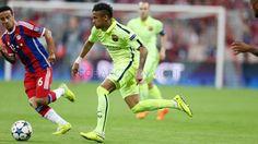 Bayern Munich 3 - 2 FC Barcelona #FCBarcelona #Game #Match #Football #Championsleague