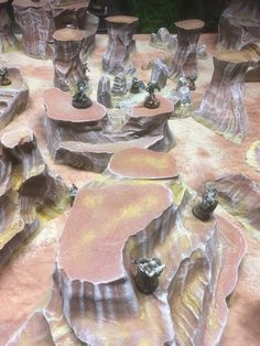 9 Star Wars Legion Terrain Ideas Star Wars Legion Terrain