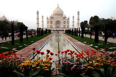 According to most of the travelers, Taj Mahal, most beautiful building, in India is one of the great wonders of the world.
