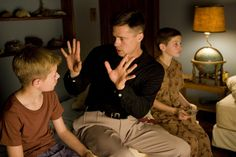 Tree of Life - The impressionistic story of a Texas family in the 1950s. The film follows the life journey of the eldest son, Jack, through the innocence of childhood to his disillusioned adult years as he tries to reconcile a complicated relationship with his father (Brad Pitt). Jack (played as an adult by Sean Penn) finds himself a lost soul in the modern world, seeking answers to the origins and meaning of life while questioning the existence of faith.