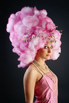 What I get when I search cotton candy hair.       -REBECCA SEE HANNAH.