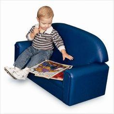 Vinyl Infant Toddler Sofa Brand New World FIVB100