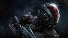 Mass Effect Wallpaper Wallpapers High Quality Download Free