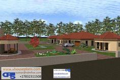 RDM5 House Plan No W2235 Tuscan House Plans, Modern House Plans, House Floor Plans, Empire House, All Design, House Design, Site Plans, Garage Plans, Home Collections