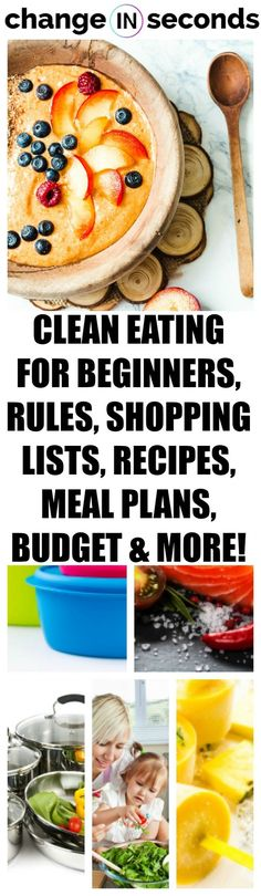 Weight Loss Diet Recipes Clean Eating For Beginners What Is Tips Rules Shopping Lists Recipes Meal Plan Budget & More! Loss Diet Recipes Clean Eating For Beginners What Is Tips Rules Shopping Lists Recipes Meal Plan Budget & More! Meal Prep For Beginners, Clean Eating For Beginners, Recipes For Beginners, Healthy Food Delivery, Healthy Meal Prep, Healthy Recipes, Healthy Weight, Lunch Recipes, Clean Eating Diet
