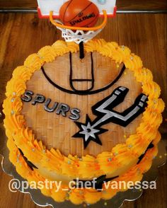 San Antonio Spurs Slam Dunk Cake Topper Set 721 ideas for