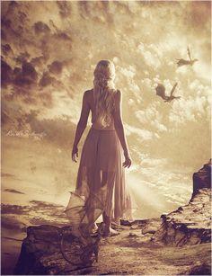 Daenerys by xReissa.deviantart.com on @deviantART