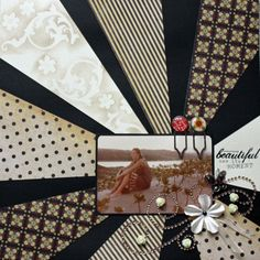 Everything Beautiful Has Its Moment - Scrapbook.com