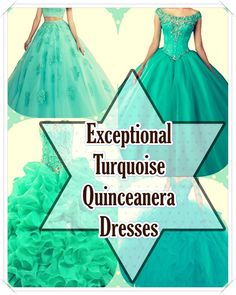 Tips on how to pick out Turquoise Quinceanera dress for a Quinceanera party -- the traditional Latin American ritual which signifies the passage of a woman from childhood to adulthood. Turquoise Quinceanera Dresses, Turquoise Dress, Quinceanera Party, Your Perfect, Looking For Women, True Colors, Beautiful Day, Dress Patterns, Gowns