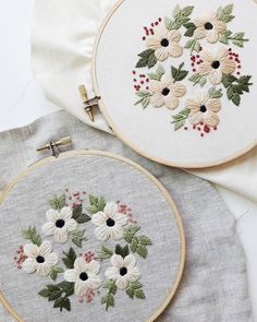 Items similar to Summer Flowers Embroidery Hoop Art, Hand Embroidered Home Decor, Floral Embroidery, Botanical Art, Handmade Art on Etsy Japanese Embroidery, Modern Embroidery, Embroidery Hoop Art, Crewel Embroidery, Hand Embroidery Patterns, Floral Embroidery, Cross Stitch Embroidery, Satin Stitch, Embroidery Techniques