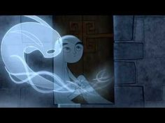 The Secret Of Kells - Aisling's Song. An absolutely gorgeous sequence that also lead me to explore the Irish language :)