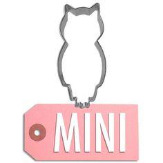 Mini Owl Cutter