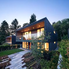 Flexhouse: Eco-Friendly Row Homes in Chicago | Pinterest | Chicago on
