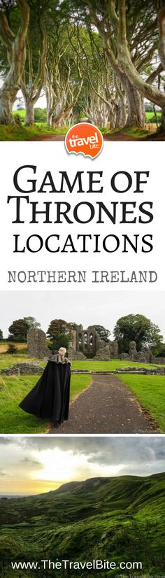 Game Of Thrones Tour – Northern Ireland ~ http://thetravelbite.com