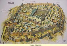 ancient jericho city - Google Search