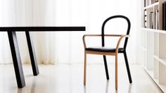 Thonet tribute: the Gentle Chair, a piece from Swedish trio Sofia Lagerkvist, Charlotte von der Lancken and Anna Lindgren, known as Front. / 21st-Century Update For One Of Design's Most Iconic Chairs