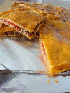 Empanada gallega de carne Más