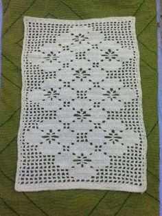*** Crochet rug