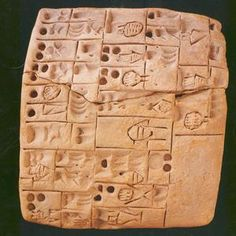 4000 yr old Sumerian secret recipe for alcholic beverage