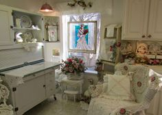 Penny's Vintage Home: Romancing the Kitchen