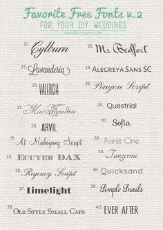ウェディング向けフリーフォント集 Diy By Mills Press Logotype Typography Lettering Wedding Album
