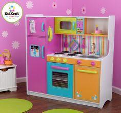 Deluxe Big & Bright Kitchen