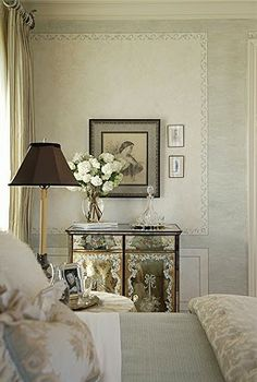 Rescue. Restore. Redecorate.: How to Make an Eglomise Mirror