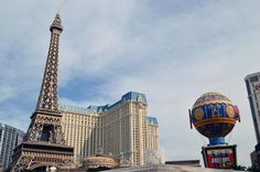 Paris Hotel & Casino en Las Vegas, NV