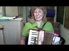 A complete novice after one week of playing sharing her experiences and bravely plays to the world! Piano accordion video 1 learning to play Accordion Music, Play To Learn, World Music, Choir, Orchestra, Plays, Songs, Learning, Games