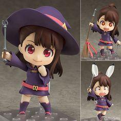 Atsuko Kagari nendoroid now up for preorder on AmiAmi - http://ift.tt/2mmFt8a
