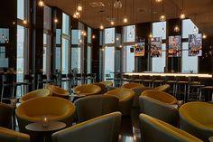 Bar 11 im Hyperion Hotel Hamburg (direkt im Zentrum und in der Nähe von der Hafencity, dem Bahnhof und der Reeperbahn)