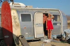 Airstream. This is the life...