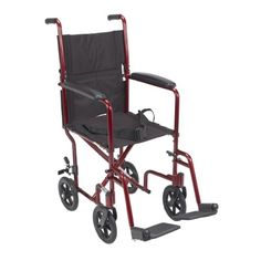 A Trailblazer in Mobility Support and Independence When it comes to the world of superior wheeled mobility nothing can beat Drive Medical's leading edge and very popular sturdy yet Lightweight Trans...