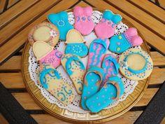 Summer cookies for Carolina