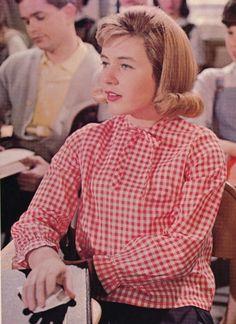 Patty Duke in 16 Magazine, 1964